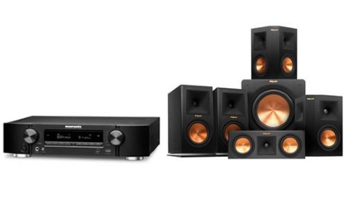 Marantz NR1607+RP-160 Home Theater System  - 21189