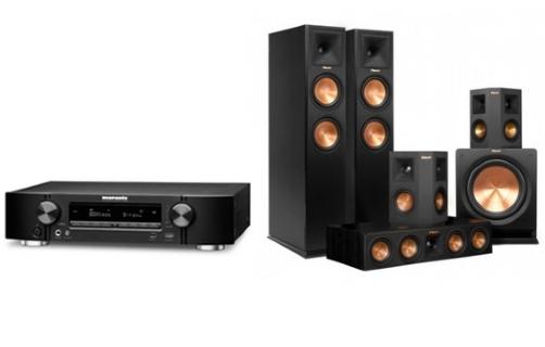 Marantz NR1607+RP-260 Home Theater System  - 21193