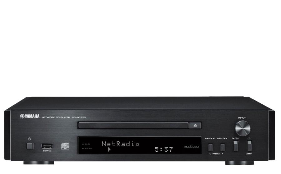 Yamaha CD-NT670 - 21232