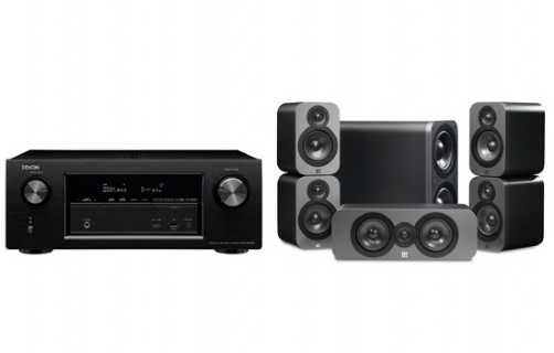 Denon AVR-X3200W+3000 Cinema Pack  - 21403