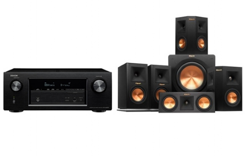 Denon AVR-X3200W+RP-150 Home Theater System  - 21412