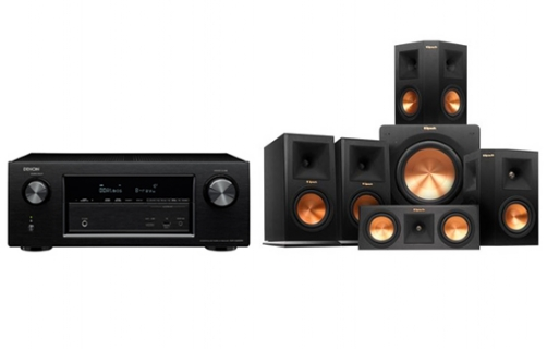 Denon AVR-X3200W+RP-160 Home Theater System  - 21413