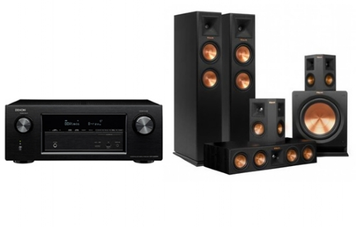 Denon AVR-X3200W+RP-250 Home Theater System  - 21414