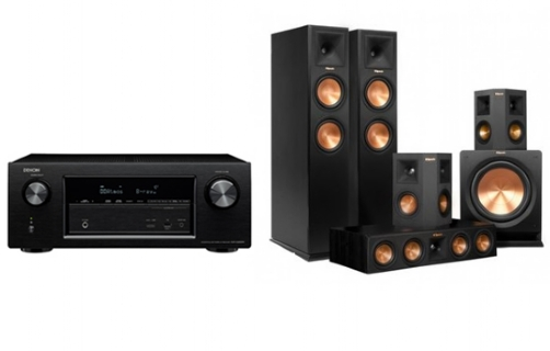 Denon AVR-X3200W+RP-260 Home Theater System  - 21415