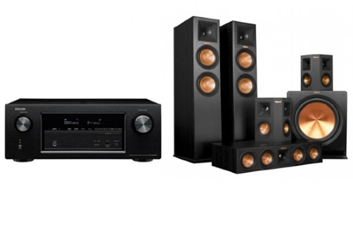 Denon AVR-X3200W+RP-280 Home Theater System  - 21416