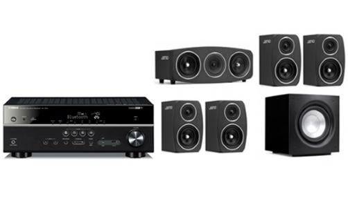 Yamaha RX-V581+C93 Cinema  - 21447