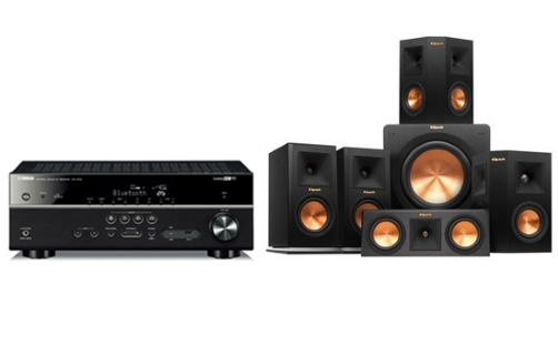 Yamaha RX-V581+RP-150 Home Theater System  - 21450