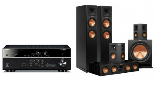 Yamaha RX-V581+RP-250 Home Theater System  - 21452