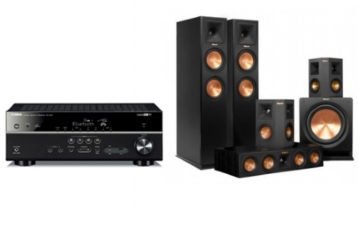 Yamaha RX-V581+RP-260 Home Theater System  - 21453