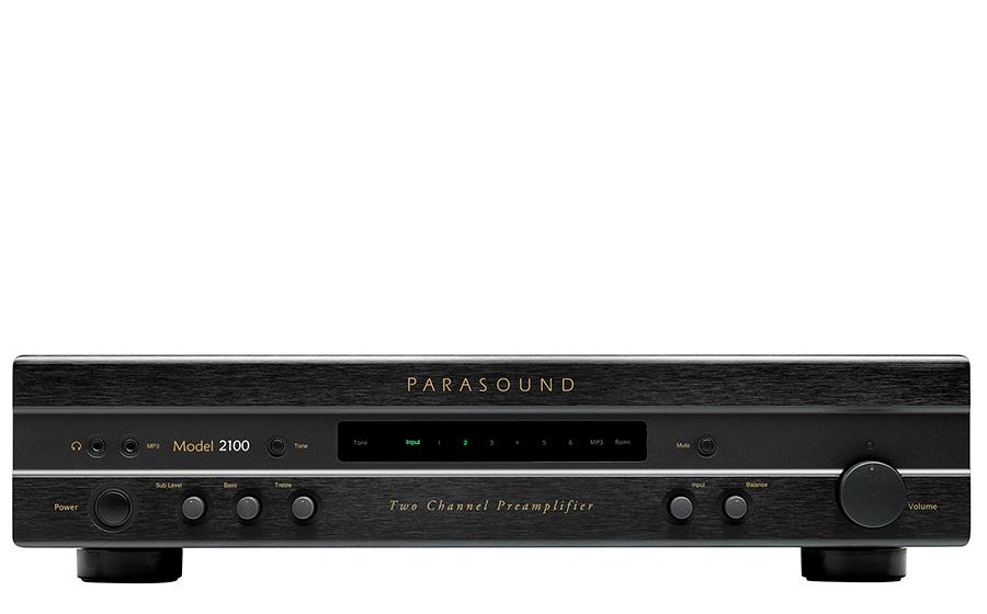 Parasound Model 2100 - 21567