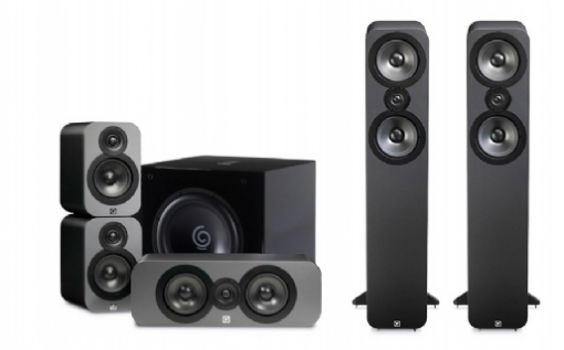 Q-Acoustics 3050 Cinema Pack+S.9 - 21597