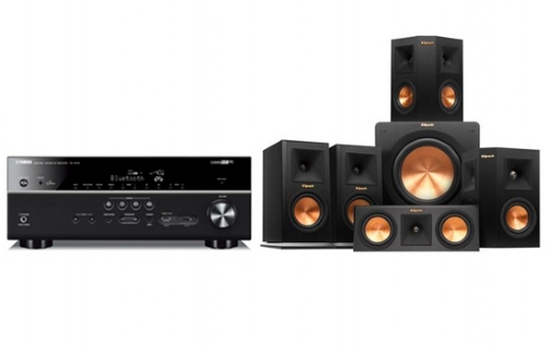 Yamaha RX-V681+RP-150 Home Theater System  - 21619