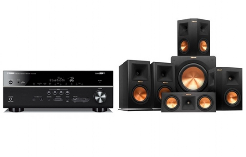 Yamaha RX-V681+RP-160 Home Theater System  - 21620