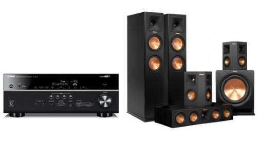 Yamaha RX-V681+RP-260 Home Theater System  - 21622