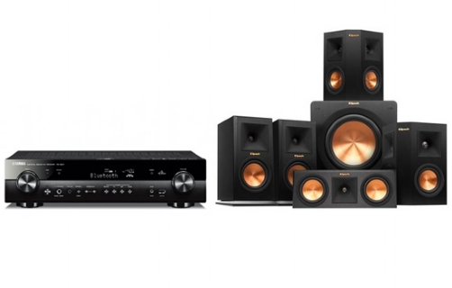 Yamaha RX-S601+RP-150 Home Theater System  - 21742