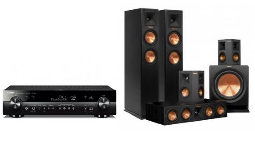 Yamaha RX-S601+RP-250 Home Theater System  - 21744