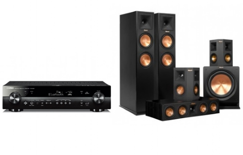 Yamaha RX-S601+RP-260 Home Theater System  - 21745