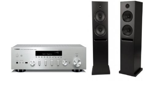 Yamaha R-N602+K2 - 21761