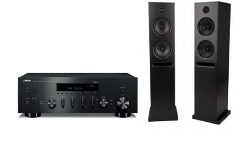 Yamaha R-N602+K3 - 21762