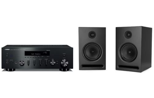 Yamaha R-N602+K5 - 21765