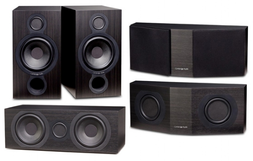 Cambridge Audio Aero 2/3 cinema pack - 21780