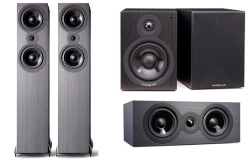 Cambridge Audio SX 80 Cinema Pack - 21781