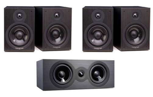 Cambridge Audio SX 50 Cinema Pack - 21783