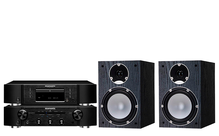 Marantz PM5005+CD5005+Mercury 7.1 - 21867