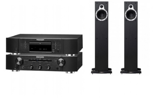 Marantz PM5005+CD5005+Eclipse Two - 21870