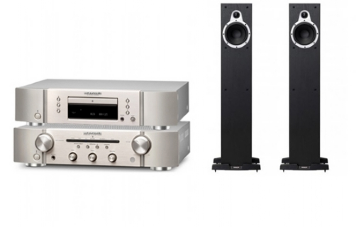 Marantz PM5005+CD5005+Eclipse Two - 21871