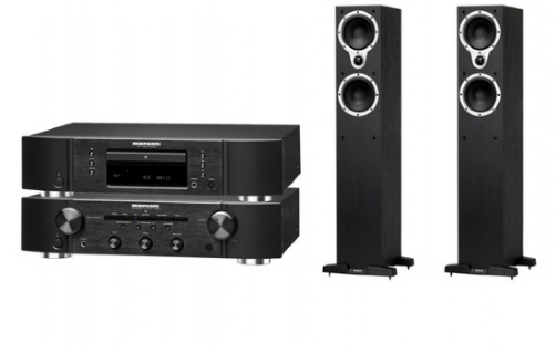 Marantz PM5005+CD5005+Eclipse Three - 21872