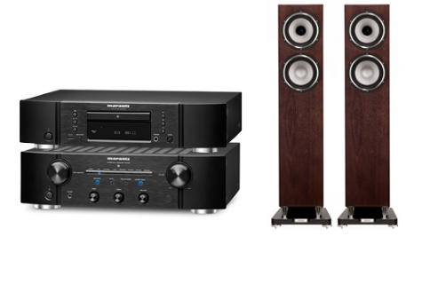 Marantz PM7005+CD6006+Revolution XT6F - 21882