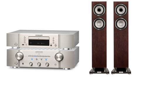 Marantz PM7005+CD6006+Revolution XT6F - 21883