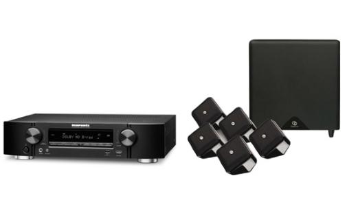 Marantz NR1506+SoundWare XS 5.1 SE  - 21884