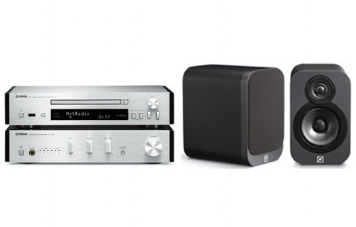 Yamaha MCR-N870+3020 - 21924