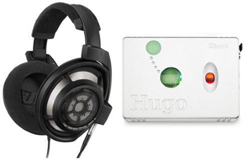 Sennheiser HD800S+Hugo - 21934