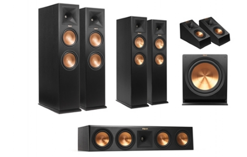 Klipsch RP-280 5.1.4 Dolby Atmos - 22022