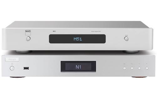 MELCO N1A 4TB + Nad M51 - 22222
