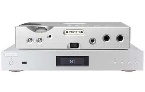 Chord Electronics N1A 4TB + Chord Electronics Hugo TT - 22223