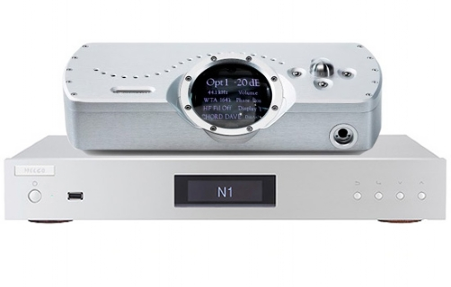 Chord Electronics N1A 4TB + Chord Electronics Dave - 22224