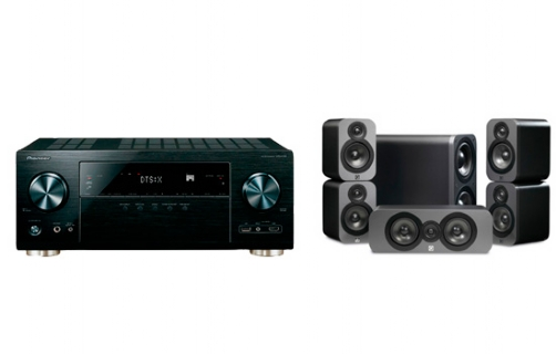 Pioneer VSX1131 +3000 Cinema Pack - 22301