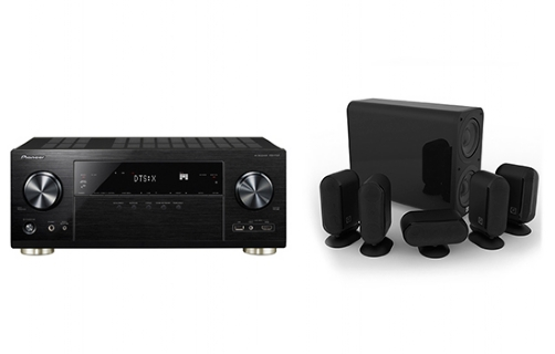 Pioneer VSX1131 +7000i Cinema Pack - 22305