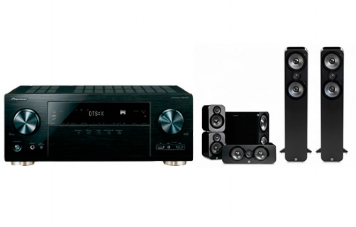 Pioneer VSX1131+3050 Cinema Pack - 22310