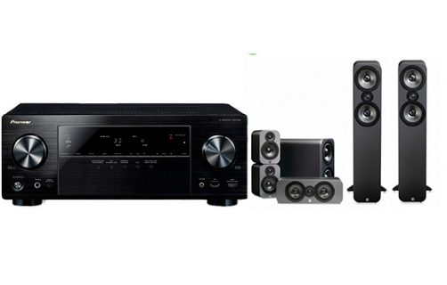 Pioneer VSX832+3050 Cinema Pack - 22311