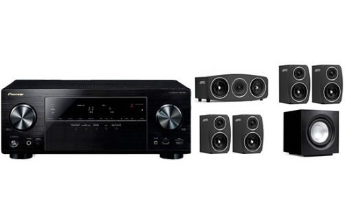 Pioneer VSX831+ C91 Cinema Pack - 22312