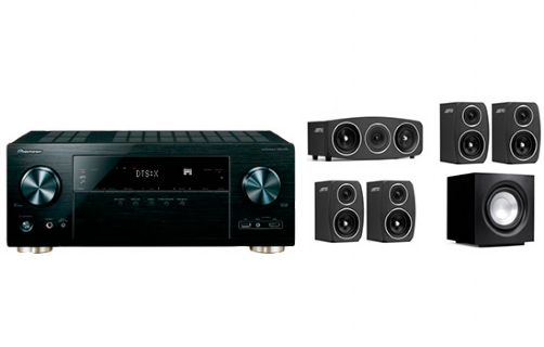 Pioneer VSX-932+C91 Cinema Pack - 22313
