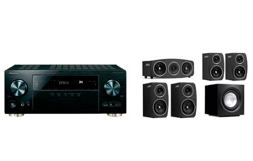 Pioneer VSX1131+ C93 Cinema Pack - 22314