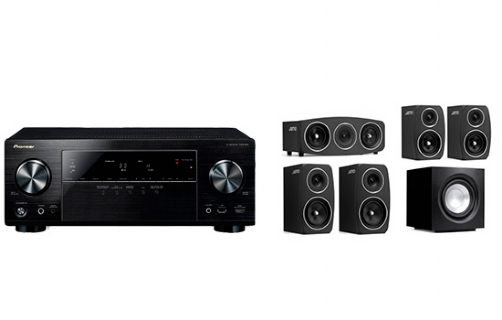 Pioneer VSX831+ C93 Cinema Pack - 22315