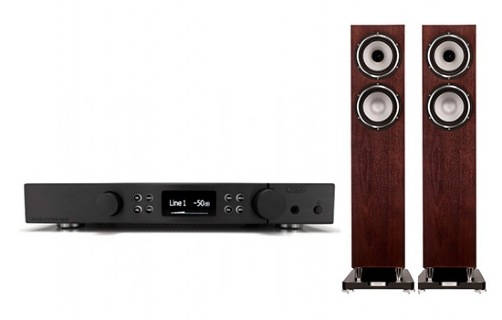 Creek Evolution 50A-DAC + Tannoy Revolution XT 6F - 22411