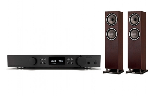 Creek Evolution 50A-DAC + Tannoy Revolution XT 8F - 22413